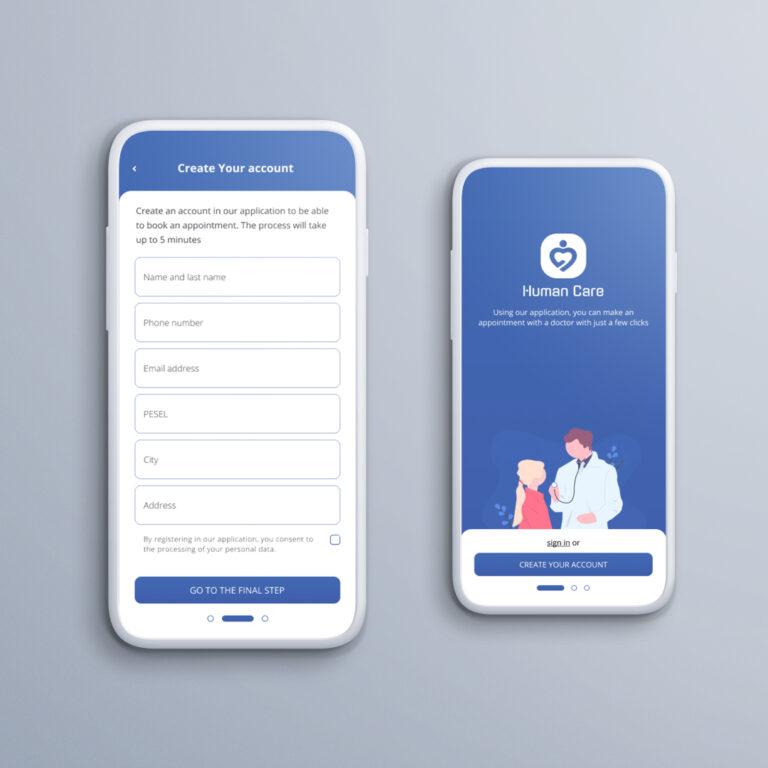 Med mobile app